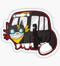 Morgana the Catbus Sticker