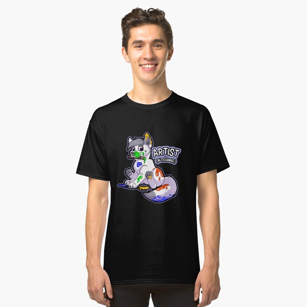 Artista (en entrenamiento) Camiseta clásica