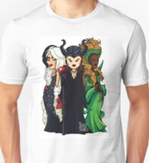 Once Upon A Time - Witches of Evil Unisex T-Shirt