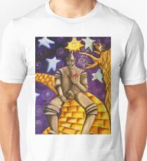 """The """"re-journey"""" of the Tinman Unisex T-Shirt"""
