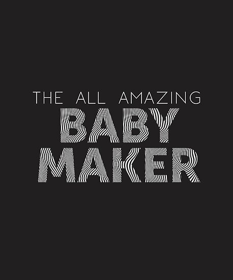all amazing baby maker pregnancy announcement tee by arnaldog