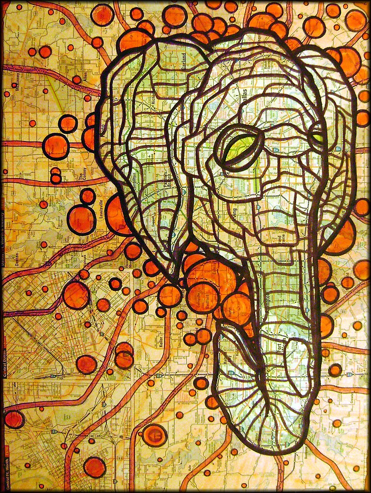 Elephantitis Of The State by Caper