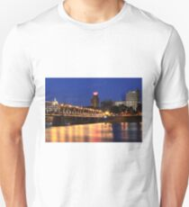 Walnut Street Bridge Unisex T-Shirt