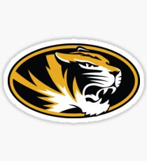 Mizzou Logo Sticker