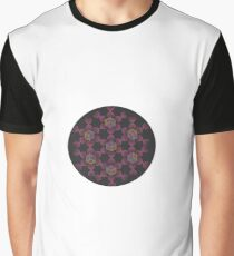 Grid of Divine Love Graphic T-Shirt