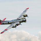 Boeing B-17G Flying Fortress by Rick Nicholas