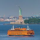 Statue Of Liberty by Alex Preiss
