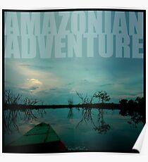 amazonian adventure Poster