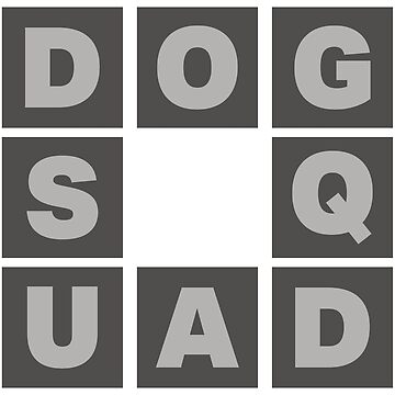 Official Dog Squad Studio  by NerdyDoggo