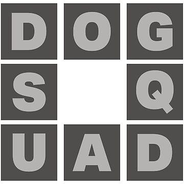 Official Dog Squad Studio  by NerdyDoggo