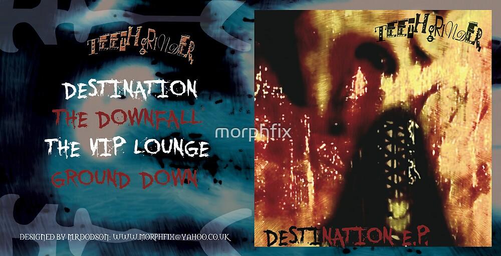 TEETHGRINDER    DESTINATION EP   COVER by morphfix