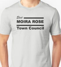 Moira Rose For Town Council Slim Fit T-Shirt