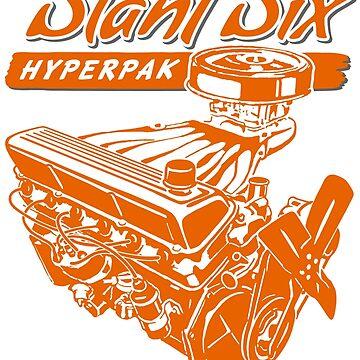 Slant Six HyperPak by madmorrie