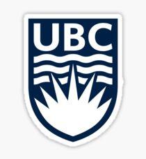 UBC Sticker