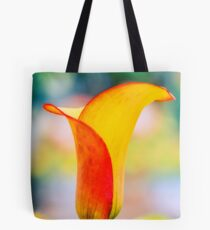 Lily Light and Bright Tote Bag