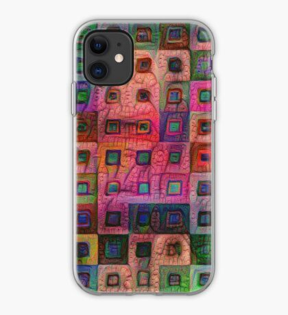Autumn #DeepDream A iPhone Case