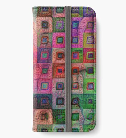 Autumn #DeepDream A iPhone Wallet