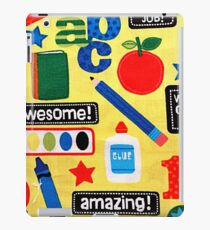 Kids / Childrens Design Wallpaper Art iPad Case/Skin