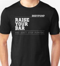 Pumping Unisex T-Shirt