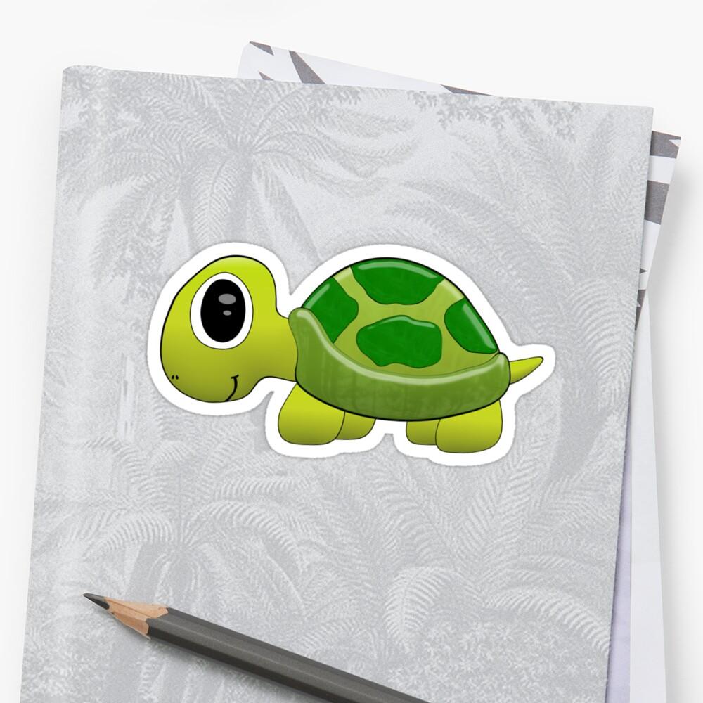 Turtle Tee by BluAlien