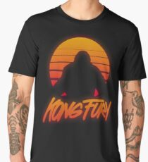 Kong Fury Men's Premium T-Shirt
