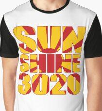 Sunshine 3020 BLOCK TEXT Graphic T-Shirt