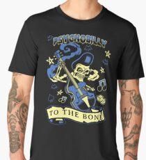 Psychobilly to the bone T - shirt Men's Premium T-Shirt