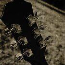 Guitar II by lkippenbrock