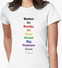 Resistor Code 13 - Better be ready... T-Shirt