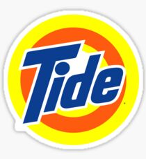 Tide Logo Sticker