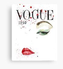 Vogue_1950 Metal Print