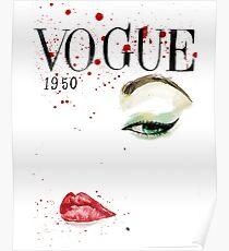 Vogue_1950 Poster