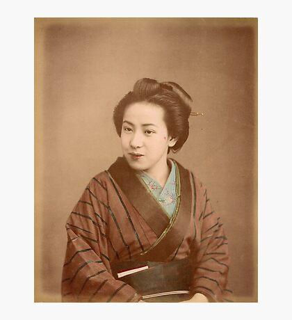 Japanese Geisha Photographic Print