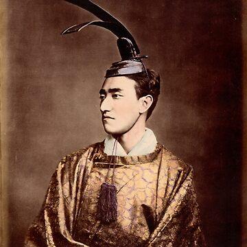 Meiji period japanese prince by Fletchsan