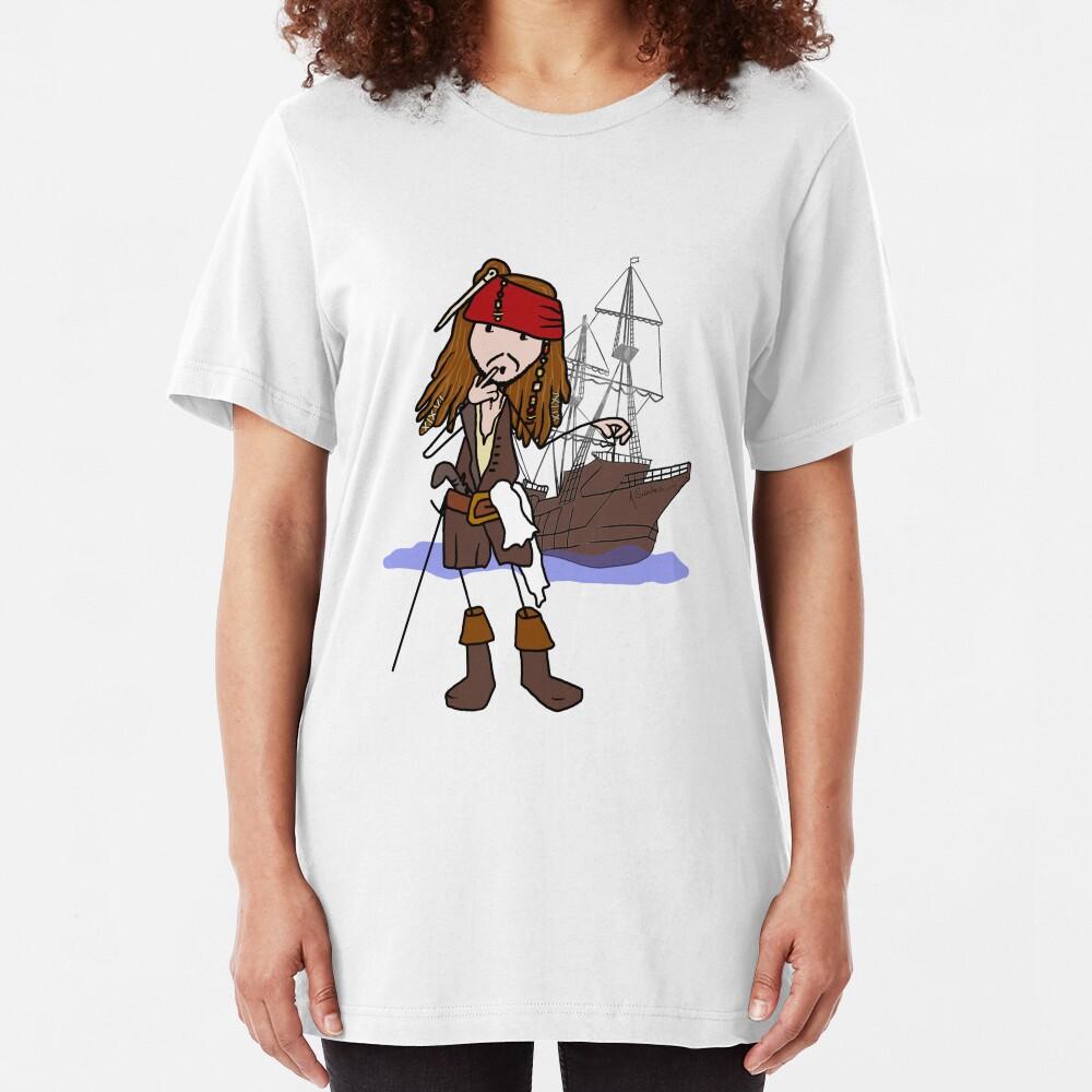 Pirate Jacky Slim Fit T-Shirt