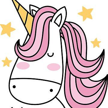 I believe in unicorns by JoanaJuhe-Laju