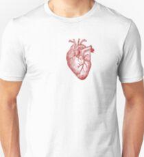 Herz Slim Fit T-Shirt