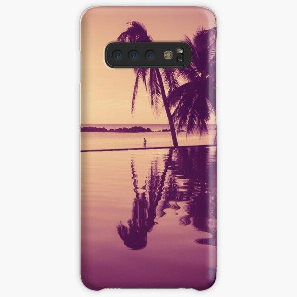 Paradise sunset Thailand Samsung Galaxy Snap Case