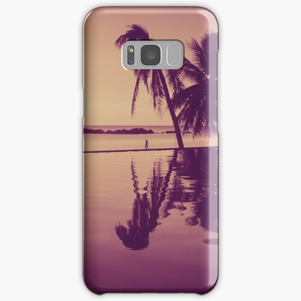 Paradise sunset Thailand Case & Skin for Samsung Galaxy