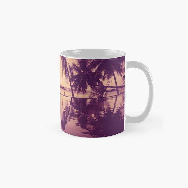 Paradise sunset Thailand Classic Mug