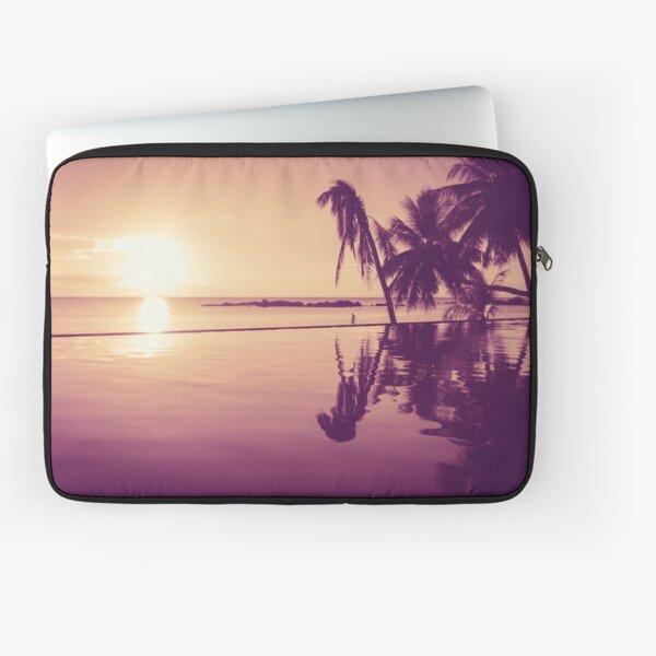 Paradise sunset Thailand Laptop Sleeve