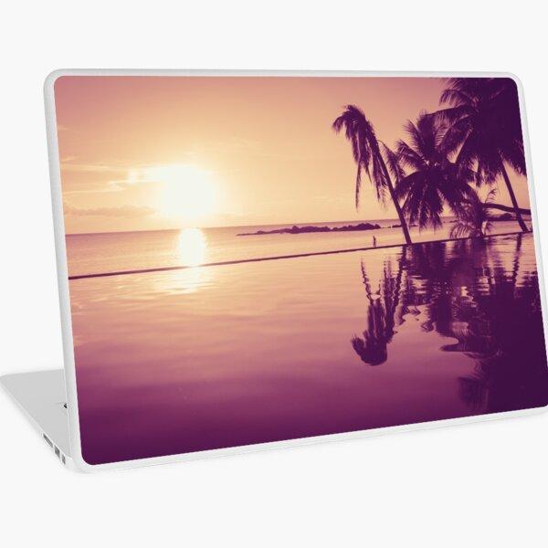 Paradise sunset Thailand Laptop Skin