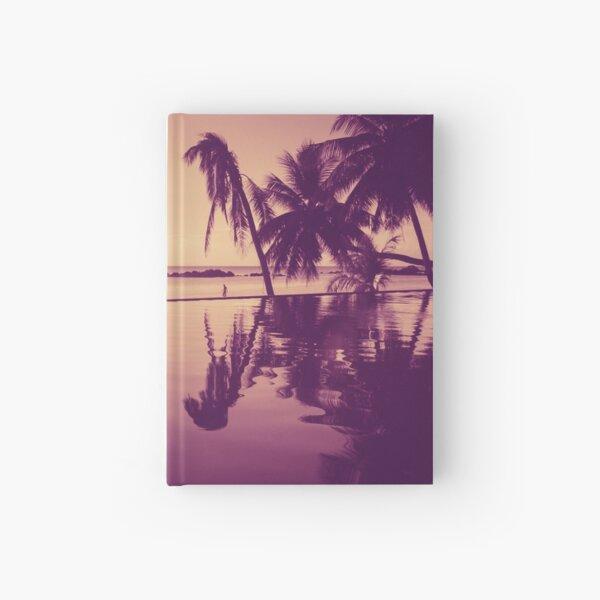 Paradise sunset Thailand Hardcover Journal