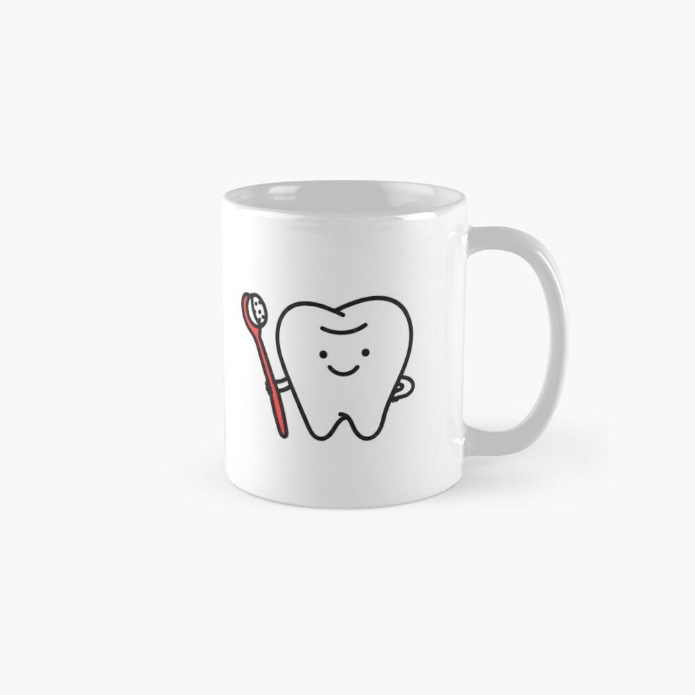 Funny teeth Mug
