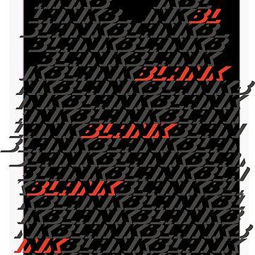 Blank by blubber