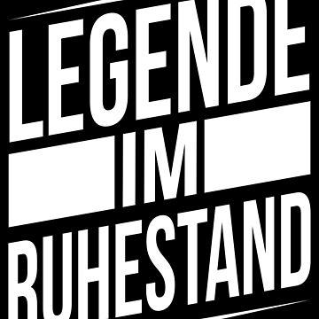 Retirement - Retired legend by nektarinchen