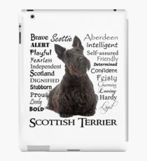 Scottie Traits iPad Case/Skin