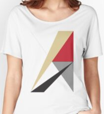Abstract#17 Women's Relaxed Fit T-Shirt