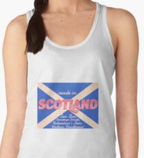 Vintage Made in Scotland Tee Women's Tank Top