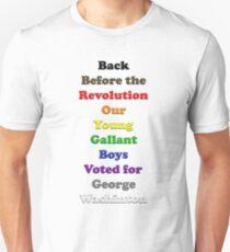 Resistor Code 20 - Back Before... T-Shirt